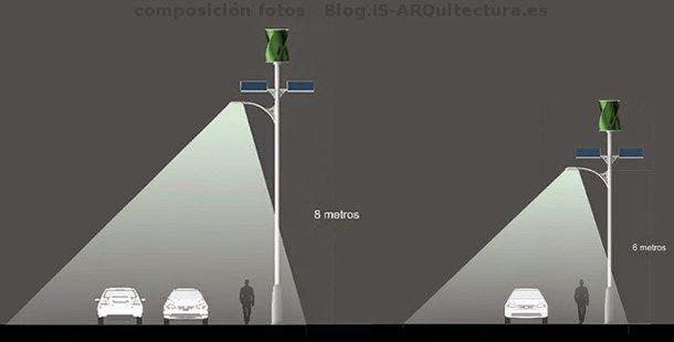 Iluminação pública inovadora mais barata e sustentável ~ ARQUITETANDO IDEIAS                                                                                                                                                                                 Mais