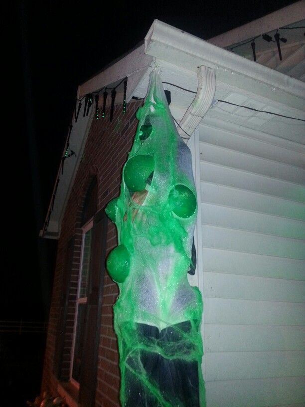 17 best images about halloween aliens on pinterest giant for Alien decoration