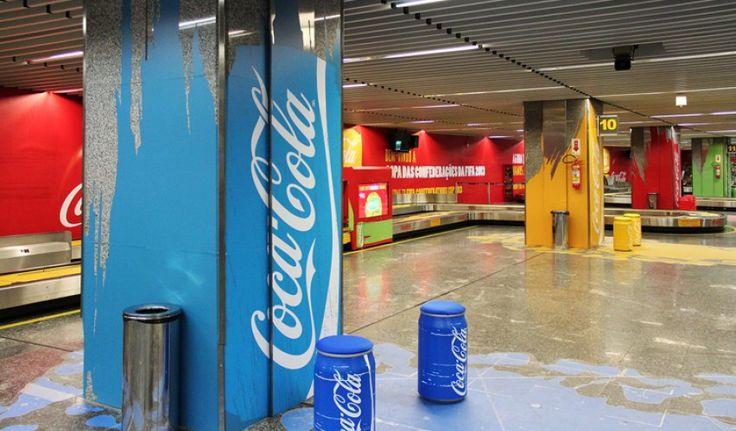 Coke FCC | Aeroporto Galeão