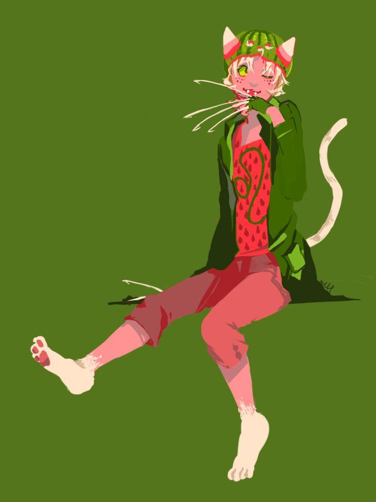 Trickster! Watermelon Nepeta