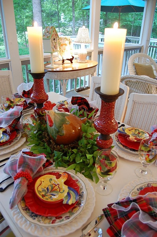 Fall decor autumn table setting festive fall decorating Cheap thanksgiving table setting ideas