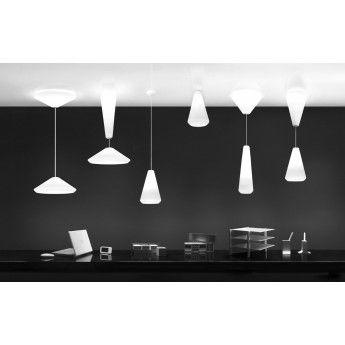 Nowoczesna lampa wisząca z serii Withwhite - producent Vistosi. #Vistosi #Withwhite #nowoczesne_lampy #wnętrze #interior #design #lampy_wiszące #modne_lampy #sklep_abanet #lampy_kraków #abanet_kraków