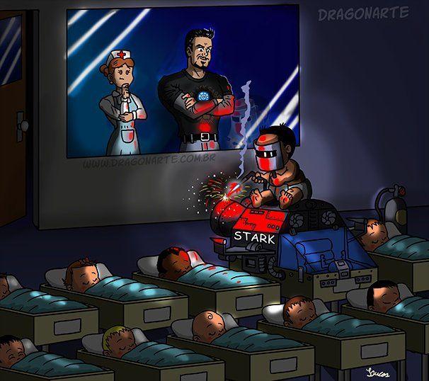 Смешные картинки про супергероев дс, днем
