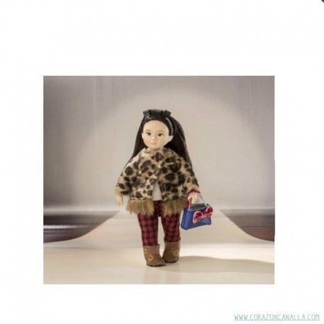 Ropa para muñecas Lori .Outfit spot you.
