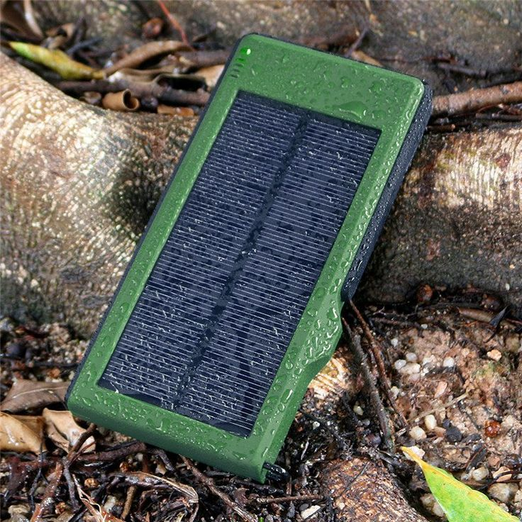 YFW QC3.0 Solar Power Bank External Battery Portable Charging 2.4A Quick Charge Poverbank Waterproof for Mobile Phones iPhone 7 //Price: $31.67//     #shopping
