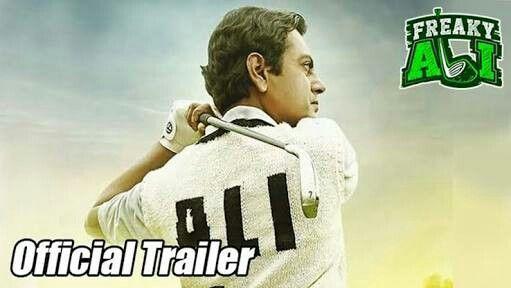 One of the best movie of @Nawazuddin_S  I have ever seen. #Superb #Blockbuster #FreakyAli #freaky  #Golfer #Nawazuddin #Siddiqui