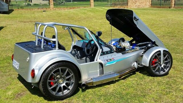 Lotus 7. millennium 7 cars south africa  MAD Rotary Turbo