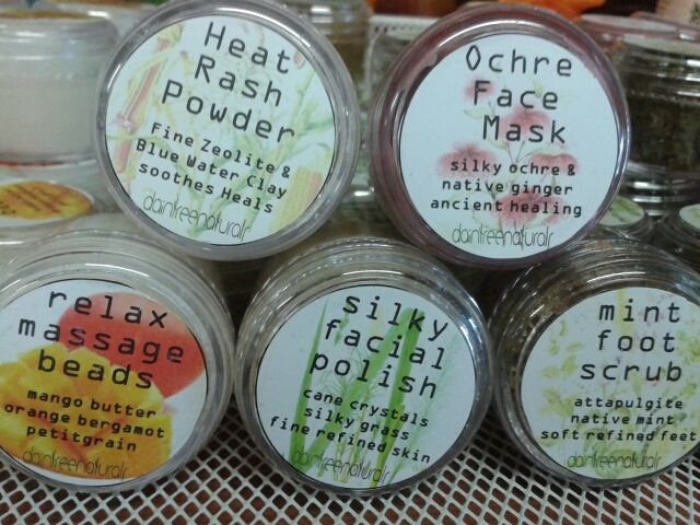 Daintree Naturals minis are so delicious for your skin!