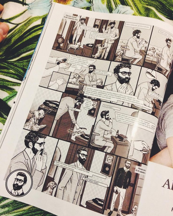 #beard #comics