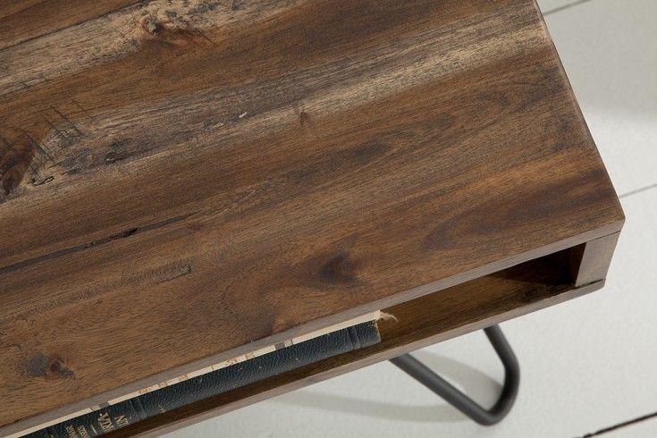 Handgearbeiteter Couchtisch Scorpion 110cm Akazie Hairpin Legs Riess Ambiente De Home Kitchen