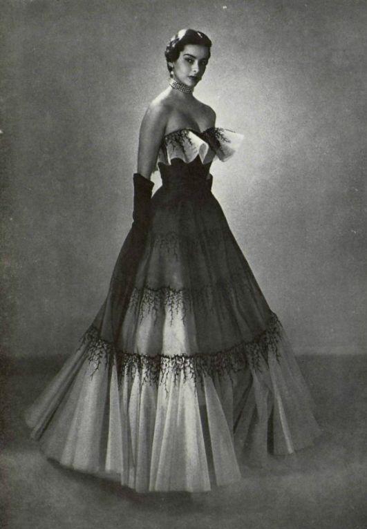 The 386 best Carven images on Pinterest | Fashion vintage, Vintage ...