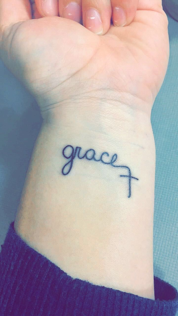 """""""For from his fullness we have all received, grace upon grace."""" John 1:16 """