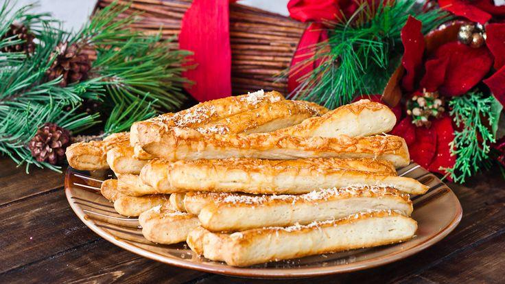 Cheese Sticks (Saratele)