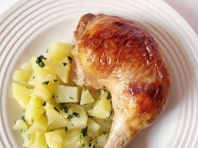 Citromhab: Kapros-juhtúrós csirkecomb