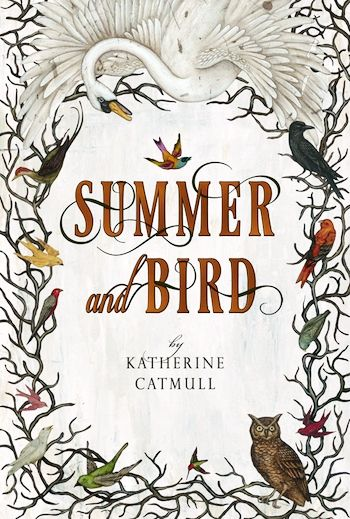 (Grades 5-8) When their parents disappear, Summer and Bird set off into the forest to track them down. They discover a magical world called Down, where it becomes their task to save the world of birds and find their mother, who has taken her true form as a swan.