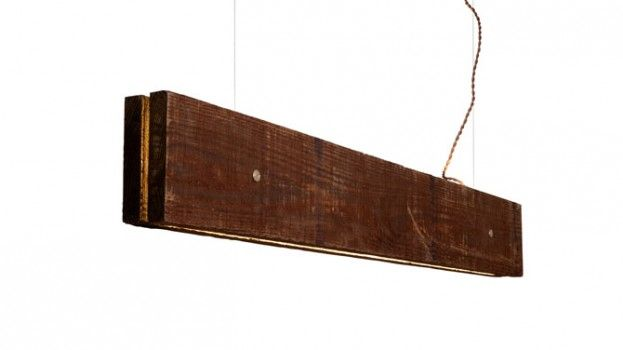 Met deze lamp sla je de plank zeker niet mis