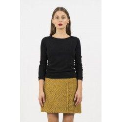 Basic sweater #minimalism #allblackeverything