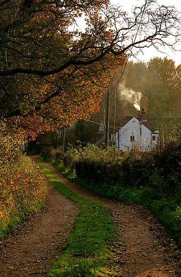 Greesley in Watnall,Nottinghamshire, England. by Bradley Shawn Rabon