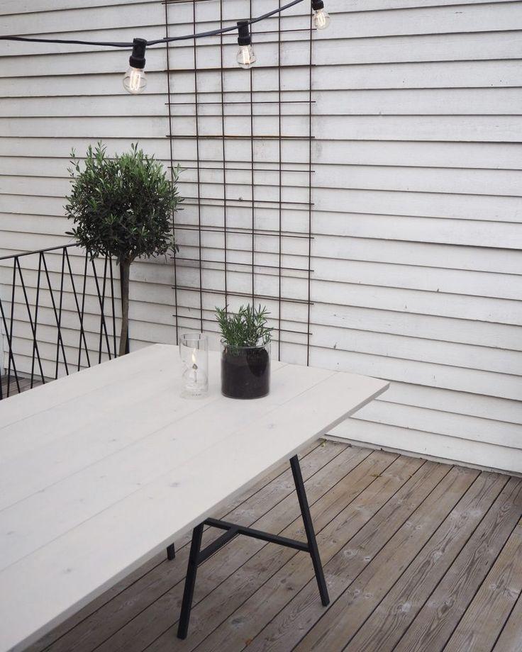 DIY table guide Ikea Lerberg