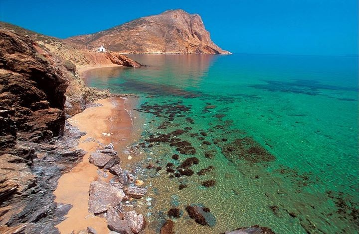 Anafi island,Agioi Anargiroi