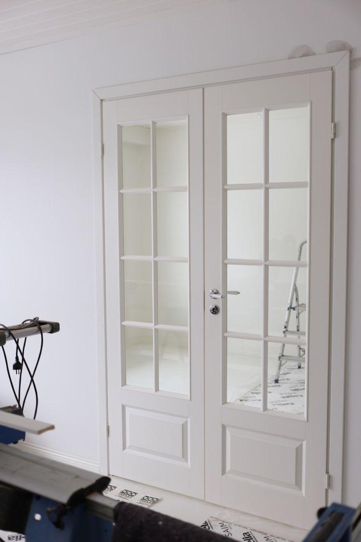 Homevialaura | Renovating the new home | duoble doors | French doors