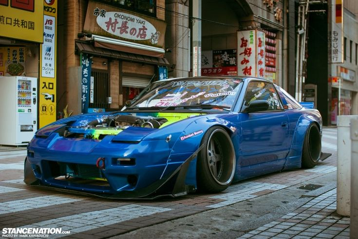 Bad Quality 180SX #nissan #rocketbunny
