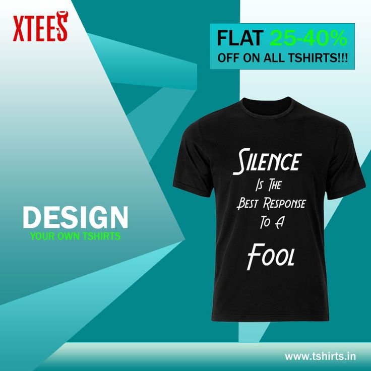 "FLAT 25-40% OFF on all #tshirts and #sweatshirts!  #Hashtags! Enuf said!  Get your custom hashtag printed in your tshirt in our ""Make your own tshirt"" section - the one stop #destination for all   #custom #tshirts only @XTEES, tshirts.in, #India's favourite #online #tshirt #megastore!  Click here for more collections. http://bit.ly/1tinprx  We would like to know some funny and famous hashtags in our comments section."