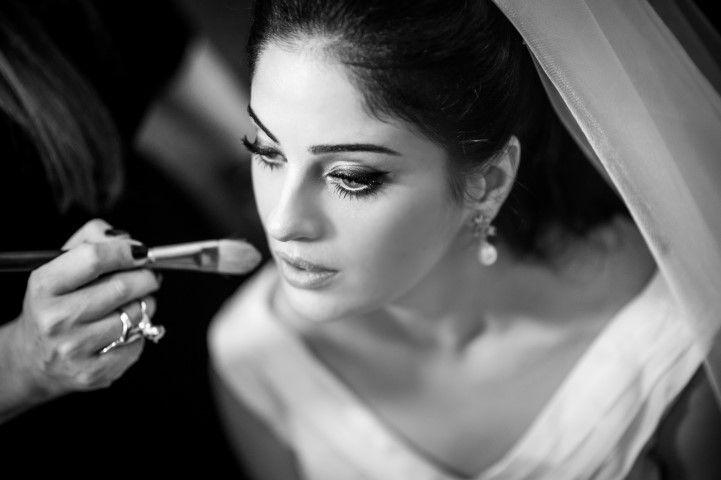 Making of da noiva | Make da noiva | Maquiagem de noiva | Maquiagem para noiva | Bride | Noiva | Bride's Make Up | Inesquecível Casamento