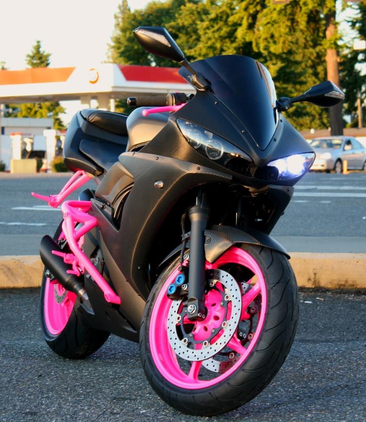 Yamaha R6 --bitch made...
