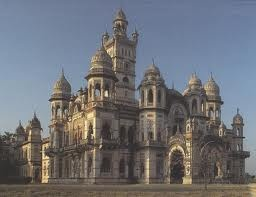 Palace in Baroda Gujrat