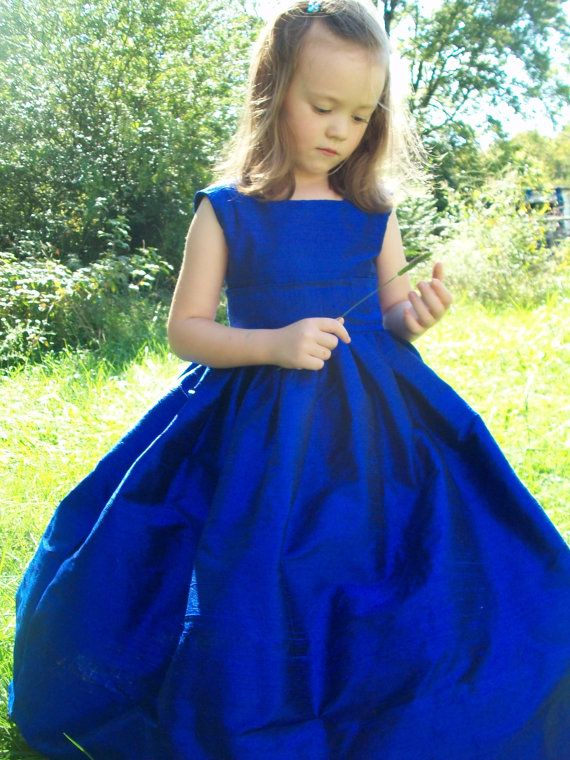 4d190ac84d8 Flower Girl Dress Keywords   royalblueweddings  jevelweddingplanning Follow  Us  www.jevelwedding…