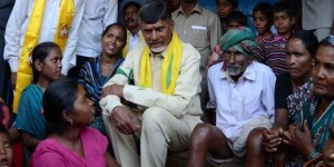 Telugu Desam Party (TDP) President N Chandrababu Naidu, who has been on his padayatra in Medak district, has thundered against ... http://www.frontpageindia.com/direction-of-winds/naidu-dares-kcr-asks-two-questions-answers-two/44633