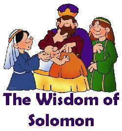 Growing Kids in Grace: God gives Solomon Wisdom