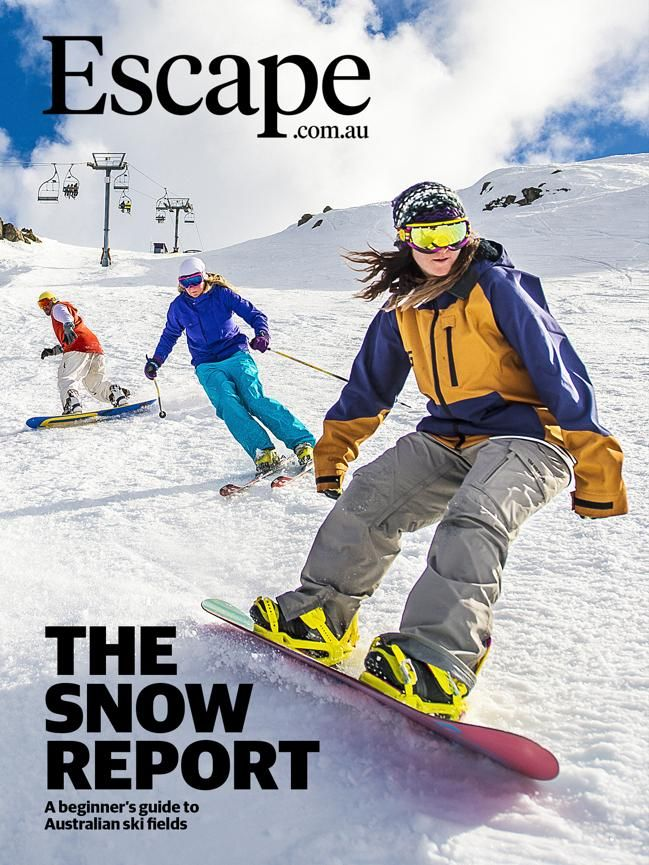Australian ski resorts guide | How to get the most out of your snow trip #escapesnaps