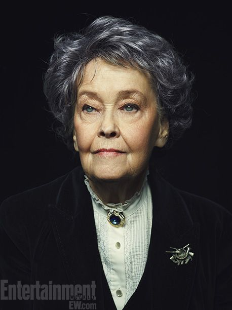 Lorraine Warren although her husband has past she continues with cases.