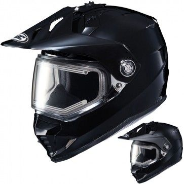 HJC DS-X1 Solid Mens Electric Snowmobile Cruising DOT Winter Sports Helmets