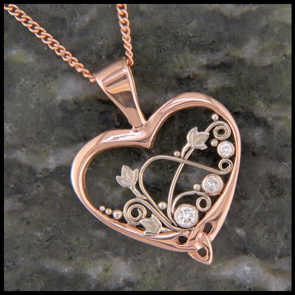 25 best Rose Gold Irish Jewelry images on Pinterest Irish jewelry