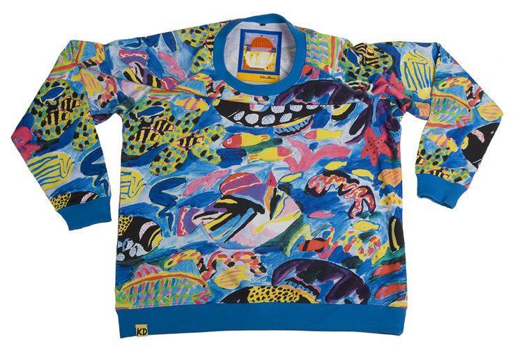 Ken Done Reef Sweatshirt