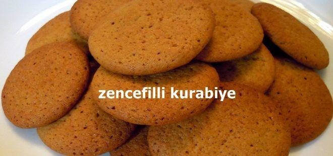 Kabul günleriniz için kolay ve lezzetli bir tarif; zencefilli kurabiye.