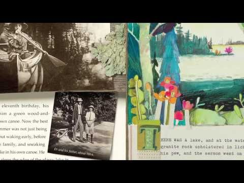Some Writer: The Story of E.B. White by Melissa Sweet Book Trailer - YouTube