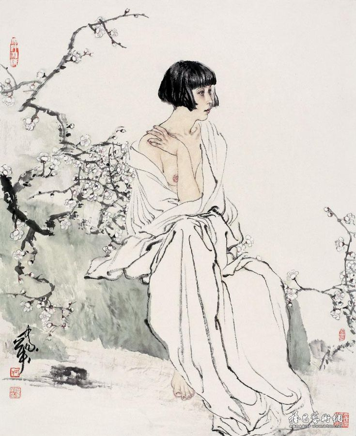 He Jiaying, Contemporary Chinese artist ~ Blog of an Art Admirer
