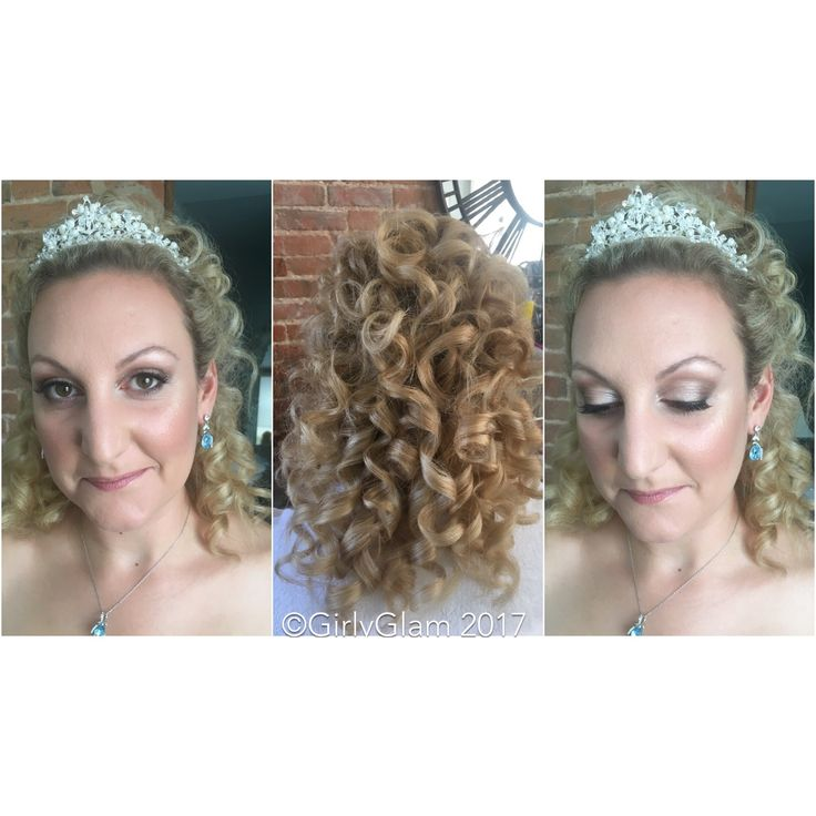 👰🏼 #BridalGlam for Sarah, her Mum and Maids for her wedding at Hungarian Hall last month!  💄#MakeupandHair by Zoë, professional, #Norfolk #MakeupArtist at #girlyglammakeupartistry  💍 #bride #wedding #weddingmakeup #bridalmakeup  #weddinghair #bridalhair #bridesmaid #motherofthebride #makeup #hair   Products & Brushes by #MACCosmetics #AirbaseMakeup #TheBalm #BenNye #NYX #TheOrdinary #Schwarzkopf #RealTechniques Visit www.girlyglam.co.uk