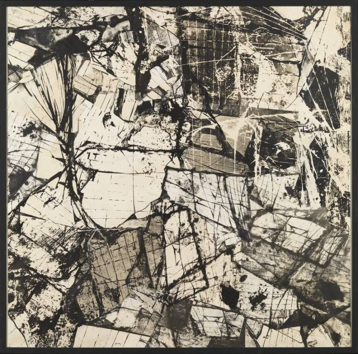Nigel Henderson, 'Untitled No. 8 (Shattered Glass)' 1959