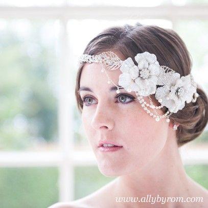 Wedding Tiaras | Bridal Jewellery | Fascinators | Vintage Bridal Jewellery | Bridal Tiaras