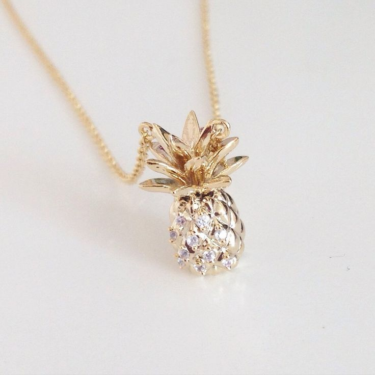 Awesome Pineapple Necklace