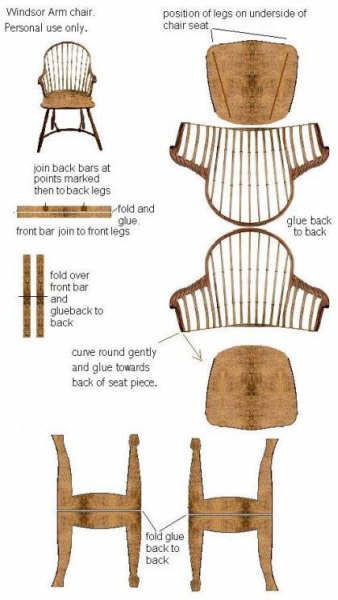 61 best Dollhouse Couch/Chairs images on Pinterest ...