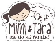 Sew a cute dog pajamas with this premium pattern available in six sizes!! Dog clothes patterns with easy step by step instructions. Make dog clothes!