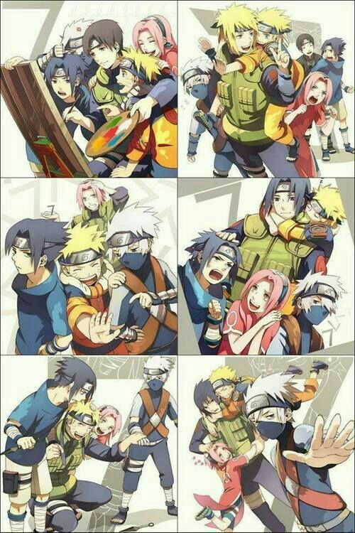 Team 7, cute, young, childhood, different ages, time lapse ...