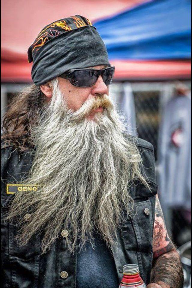 Goatee Styles No Mustache Biker beard | Classic ...