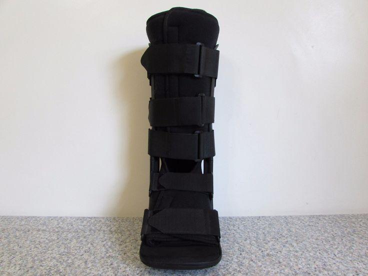 ferula bota alta ortopedica talla s (chica) 24 cm.